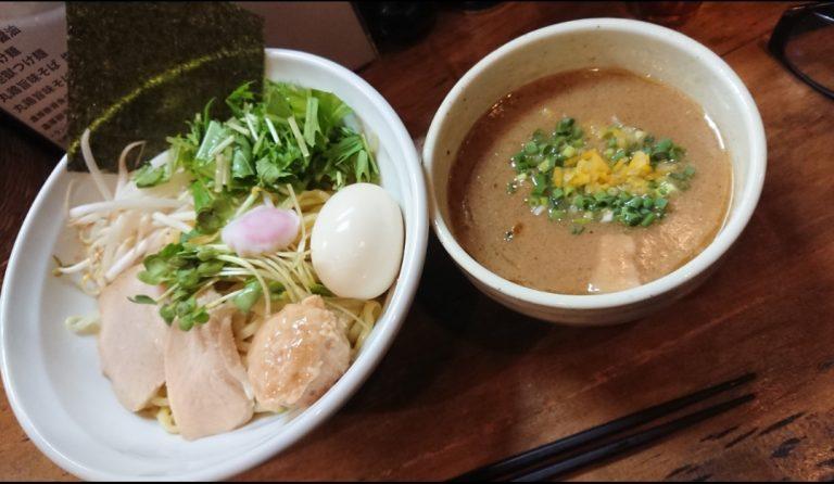 【グルメ】(水道橋)麺屋33 鶏白湯ラーメン 4月上旬リニューアルオープン ※絶品!つけめんがおすすめ