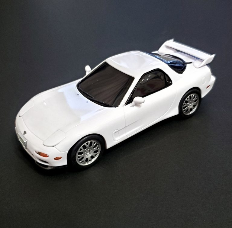 【コレクション】名探偵コナン安室透の愛車、マツダ アンフィニ RX-7(安室透が喋る)購入レビュー。