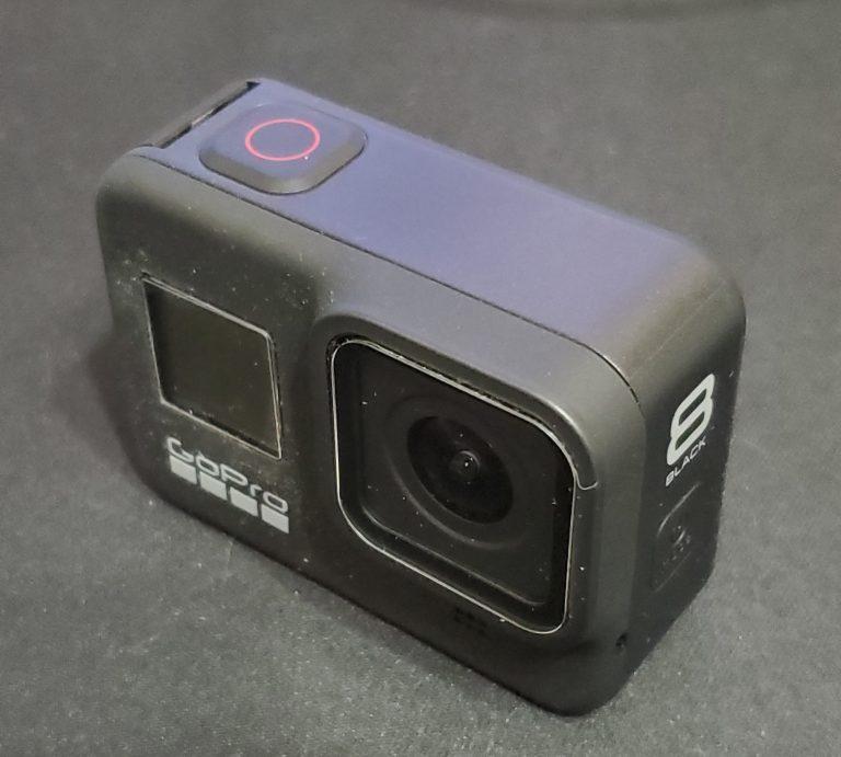 【レビュー】GoPro HERO 8 BLACKレビュー(初心者)
